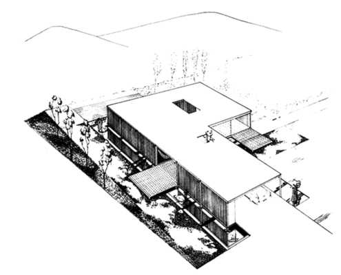 pierre-koenig-1925-2004-maison-bailey-case-study-house-21-los-angeles-californie-usa-1956-1958